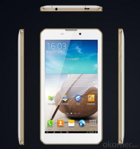 6 inch Phone Tablet PC IPS MTK6572 Dual core 0.3+2.0MP