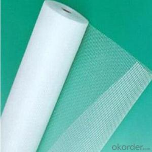 fiberglass mesh cloth with high strength 50g 9*9