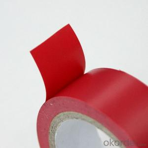 Shrink Packing PVC Adhesive Insulation Tape of CNBM in China