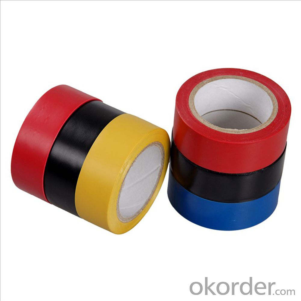 High Temperature Electrical PVC Insulation Tape of CNBM in China