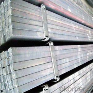 Mild Steel Square Billet for Section Steel Production in Factory Line