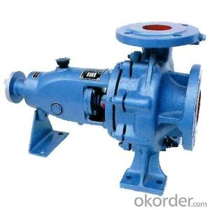XA End Suction Pump with Single Stage Single Suction