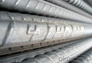 ASTM A615  deformed steel bar for construction