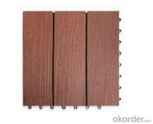 WPC Wood  Different Colour Resistance to Water  Low Maintenance