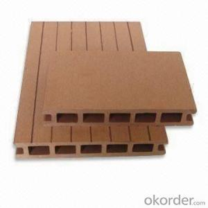 WPC Decking Wood Plastic Composite Anti-water,Green nvironment Protection