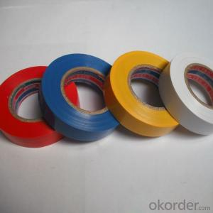 Embossed Mark PVC Insulation Tape of CNBM in China