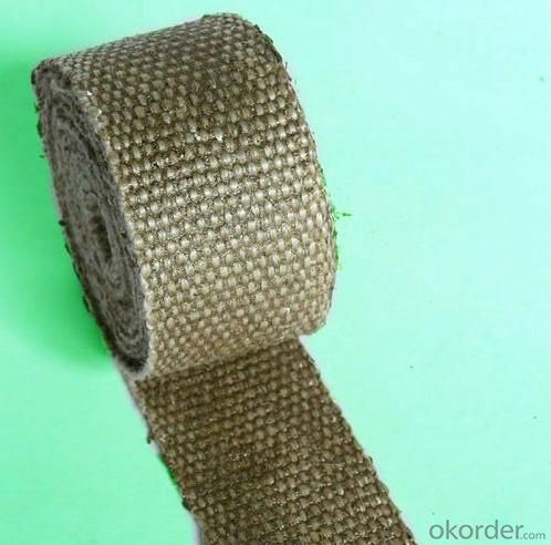 Vermiculite Coated Industrial Fiber Glass Tapes