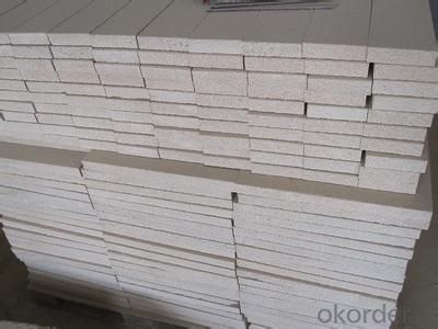 Silver/ White/ Golden Vermiculite Board for Fire Insulation