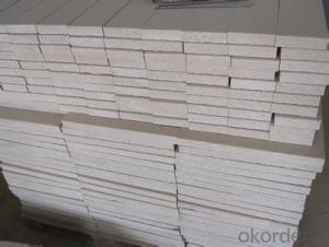 Silver/ White/ Golden Vermiculite Board for Fire Insulation