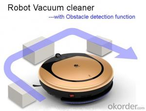 Robot Smart Vacuum Cleaner Automatic Recharge UV Mopping