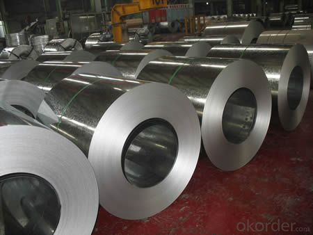 Hot Dip Galvanized Steel Coil of High Quality