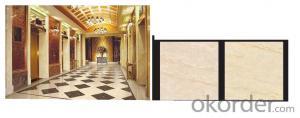 Polished Porcelain Tile Natural Stone Serie White Color CMAX36616