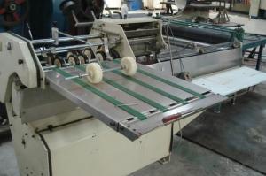 Popular Custom-made Corrugated Carton Gluing Machine