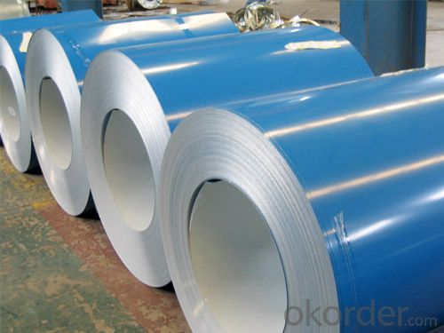 Pre-painted Galvanized/Aluzinc Steel Sheet Coil with Prime Quality and Lowest Price Blue