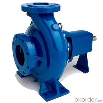 End Suction Single Stage Centrifugal Pump of XAZ Series
