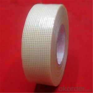 E-glass Fiberglass Mesh Tape for Construction Material