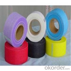 C-glass Fiberglass Mesh Tape for Construction Material