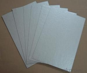 Mica Insulating  Refractory Board  with Good Quality
