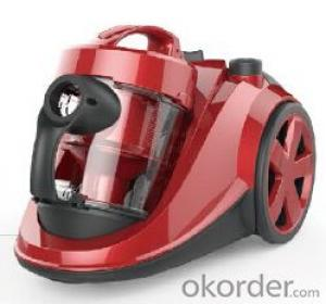 Cyclonic Vacuum Cleaner Canister Bagless Vacuum Cleaner with ErP Certificate CNCL93
