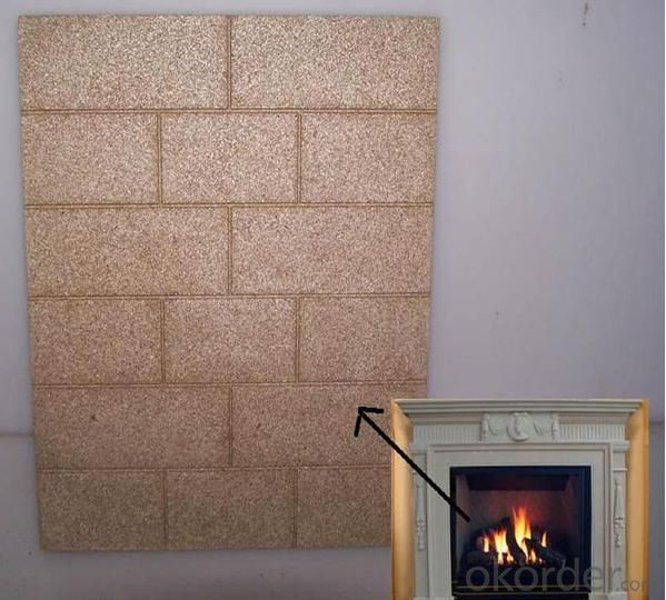 Non-Asbestos Vermiculite for Fire Place