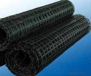 High Strength Warp-knitting Polyester Geogrid