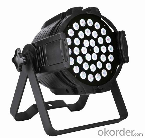 Color Mixing 18x10-watt LED Stage Light IP65 RGBEA 5 In 1