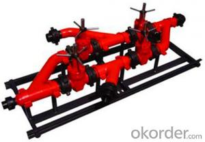Derrick Floor Valve Stack of High Quality with API Standard