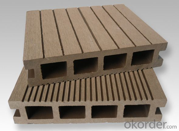WPC Decking Wood Plastic Composite Anti-moisture,Recycled