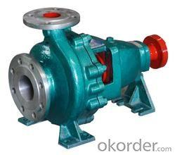 XA End Suction Centrifugal Pump DIN Standard