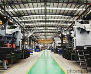 Vermiculite Steel Tile Production Line