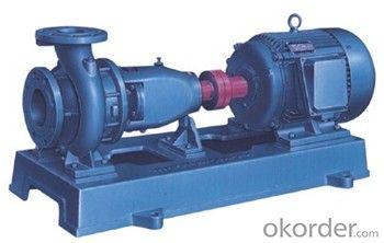 End Suction Chemical Centrifugal Pump XAH Series
