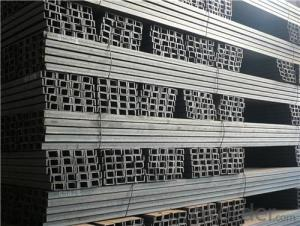 80mm*45mm u channel steel for construction