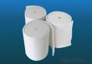 Ceramic Fiber Blanket  1260C for  Steel
