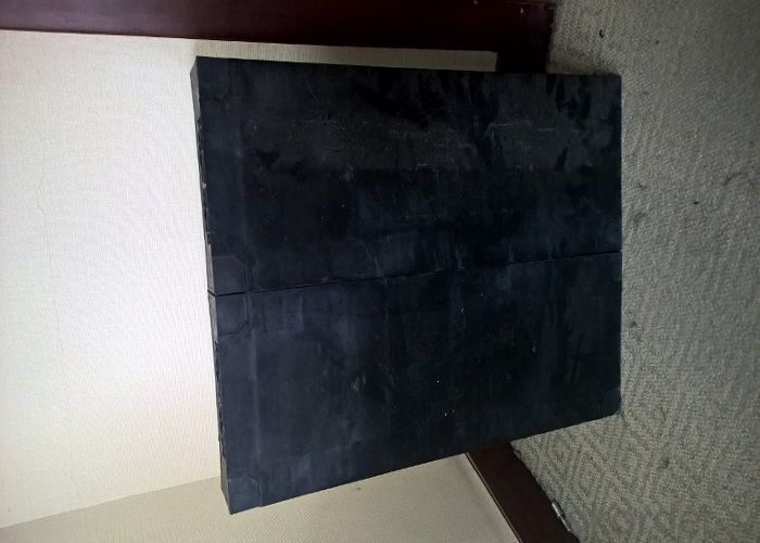 20 X 20 mm Black Plastic Modular Formwork Panel for Straight Concrete Wall