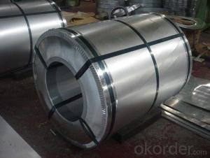 Hot-Dip Galvanized Steel Coil with Competitive Price