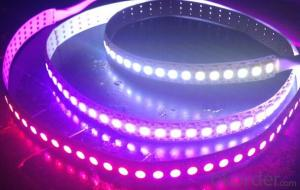 Led strip light for WS2812B 144LED series led strip with Led Waterproof light