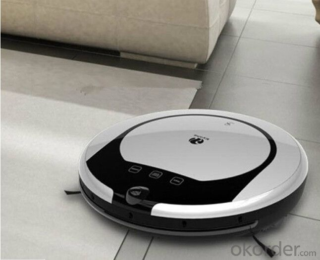 Robot Vacuum Cleaner Automatic Recharge Remote Control