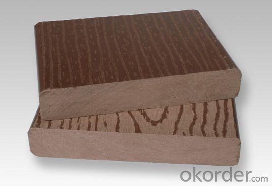 WPC Decking Wood Plastic Composite Anti-moisture