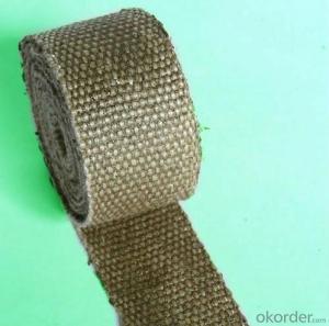 Vermiculite Coated Fiberglass Cloth