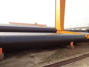 Longitudinal Submerged Arc Welded Pipe Q235/Q345