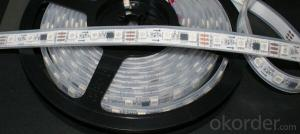 Led strip light for WS2811 60LED series led strip with Led Waterproof light