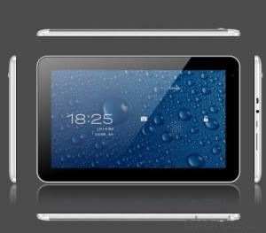 10.1 inch 3G Tablet PC MTK8312 Dual core1GB+8GB Camera 0.3+5.0MP