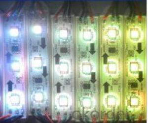 3LED Module PCBA  with lamp 5050 SMD board