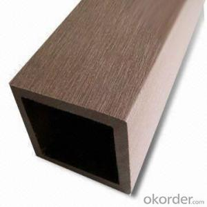 WPC Decking Wood Plastic CompositeDecking Anti-water, Anti-insect, Alkali Resistance
