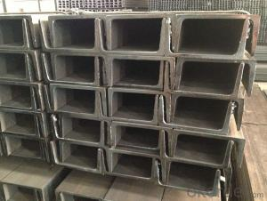 Hot Rolled Mild Steel U Channel for Structure Construction