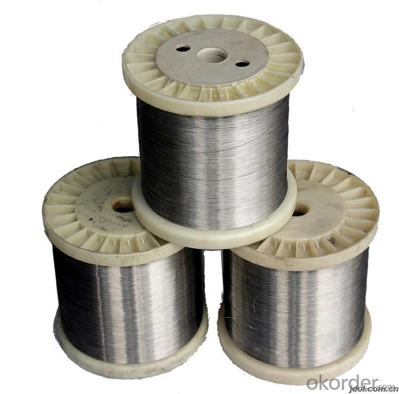stainless steel wire rope for building industry