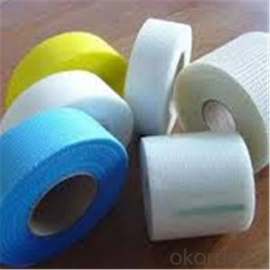 E-glass Fiberglass Mesh Tape for Wall  Material