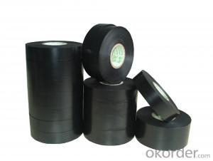 Hot Sale Black PVC Tape with Many Colors(Code: 7601) of CNBM in China