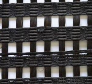 Glassfiber Geogrid, 50-50kn, 100-100kn, 100-200kn/m, high way reinforced grid