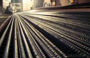 50mm*15.42kg/m  Deformed steel bar for construction